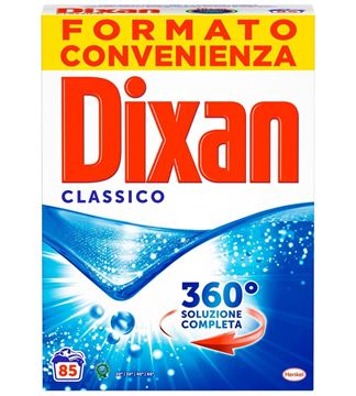 Picture of DIXAN LAUNDRY POWDER 85 WASHES
