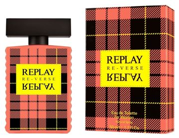 Immagine di @ REPLAY REVERSE DONNA EDT 50 SPR
