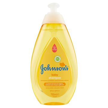Picture of JOHNSON'S BABY SHAMPOO ML 750 DISPENSER