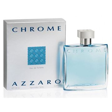 Picture of AZZARO CHROME EDT ML 100 SPRAY