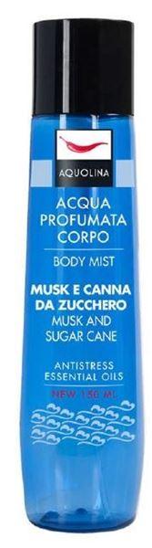 Immagine di AQUOLINA ACQUA PROFUMATA CORPO MUSK & CANNA DA ZUCCHERO 150 ML SPRAY
