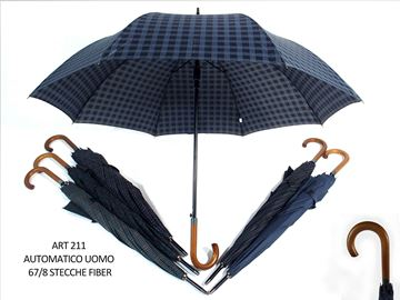 Picture of UMBRELLA 211 LONG  UOMO FIBER AUTOMATIC