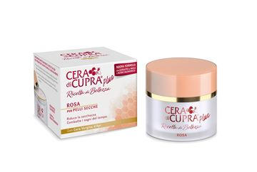 Picture of CERA CUPRA CREMA VISO VASO ROSA ML 50
