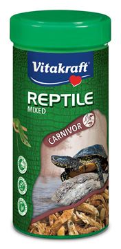 Picture of VITAKRAFT MANGIME TARTARUGHE ML 250 REPTILE MIXED