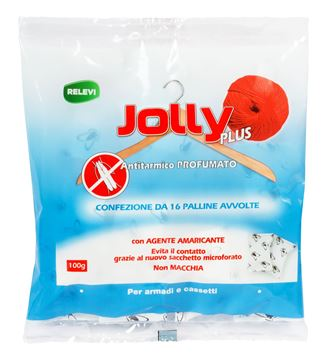 Picture of JOLLY PLUS ANTITARMICO PROFUMATO G 100 PALLINE