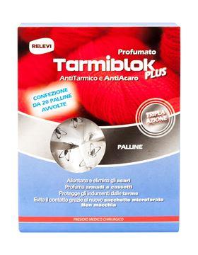 Picture of TARMIBLOK PLUS ANTITARME & ANTIACARO GR 150 PALLINE