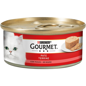 Picture of FRISK.GOURMET GR.195 PATE' MANZO
