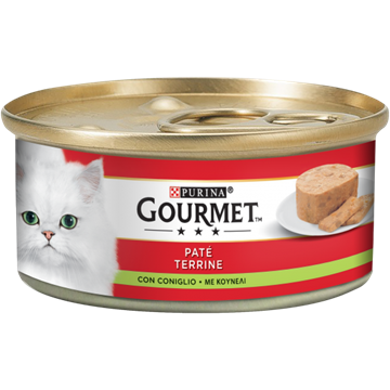 Picture of FRISK.GOURMET GR.195 PATE' CONIGLIO