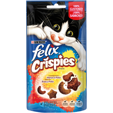 Picture of FELIX SNACK CRISPIES MANZO GR. 45