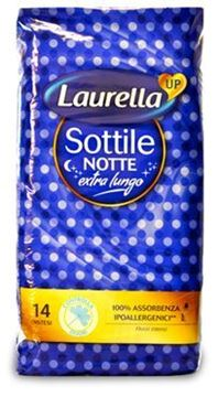 Picture of LAURELLA ASSORBENTI NOTTE X 14 EXTRALUNGO