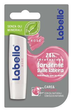 Picture of LABELLO BURROCACAO COLOR & CARE ROSA