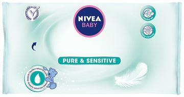 Picture of NIVEA BABY SALVIET.PURE&SENS.X 63 86144
