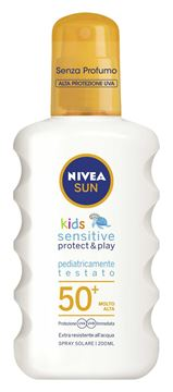 Picture of NIVEA SOL.LATTE KIDS SENS SPR 50 A.85847