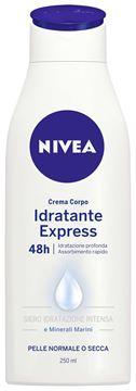 Immagine di NIVEA CREMA CORPO FLUIDA 250 IDRATAN.BIANCA 80301