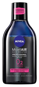 Picture of @ NIVEA VISO ACQUA MICELL.PROF.BIFASE 400 ML 88514