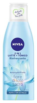 Picture of @ NIVEA VISO LATTE + TONICO 2/1 200  81162