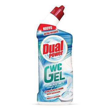 Picture of DUAL POWER WC GEL DISINCROSTANTE ML 750