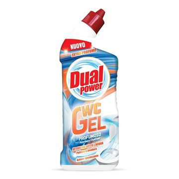 Picture of DUAL POWER WC GEL PROFUMOSO ML 750