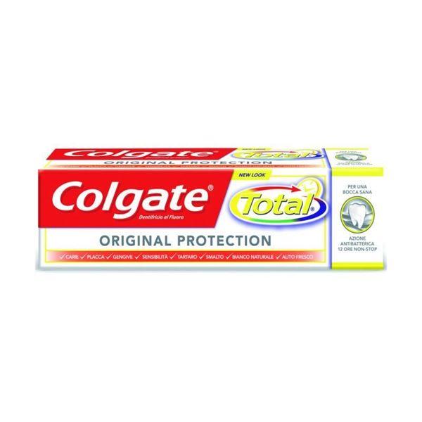 Picture of COLGATE DENTIFRICIO TOTAL ORIGINAL ML 20 VIAGGIO