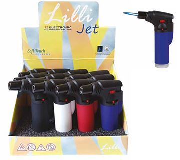 Immagine di ACCENDINO LILLY JET TORCH 10209
