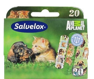 Immagine di SALVELOX CEROTTO X 20 ANIMAL PLANET