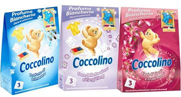 Picture of COCCOLINO DEOD. DRAWERS 3 ASSORTED SACHETS