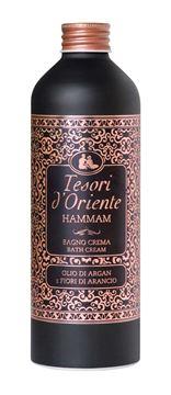 Bagno crema Hammam - Tesori d'Oriente