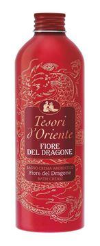 Bagno crema Fiore del Dragone - Tesori d'Oriente