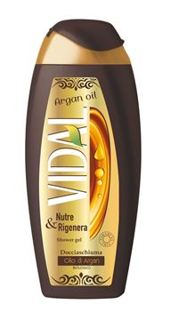 Picture of VIDAL ARGAN OIL SHOWER GEL 250 ML