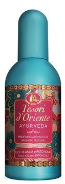 Profumo Ayurveda da 100 ml - Tesori d'Oriente