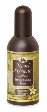 Profumo alla Vaniglia e Zenzero da 100 ml - Tesori d'Oriente