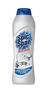 Picture of SPIC & SPAN STEEL 500 ML
