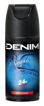 Picture of DENIM ORIGINAL BLUE SPRAY DEOD. 150 ML