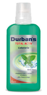 Picture of DURBANS PEPPERMYNTH MOUTHWASH 500 ML