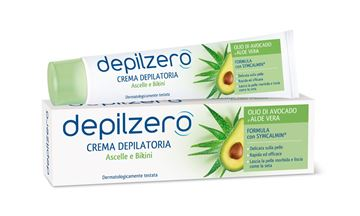 Immagine di DEPILZERO CREMA DEPILATORIA ASCELLE & BICHINI 75 ML