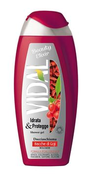 Picture of VIDAL GOJI BERRY SHOWER GEL 250 ML
