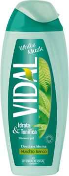 Picture of VIDAL WHITE MUSK SHOWER GEL 250 ML