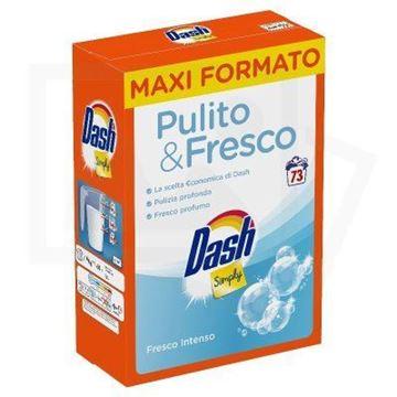Picture of DASH SIMPLY FUSTO 73 MISURINI