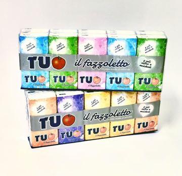 Picture of TUO FAZZOLETTI X 10 4 VELI