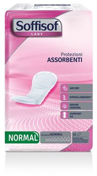 Picture of SOFFISOF ASSORBENTI LADY NORMAL X 12 PZ