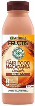 Picture of FRUCTIS HAIR FOOD SHAMPOO MACADAMIA ML 350