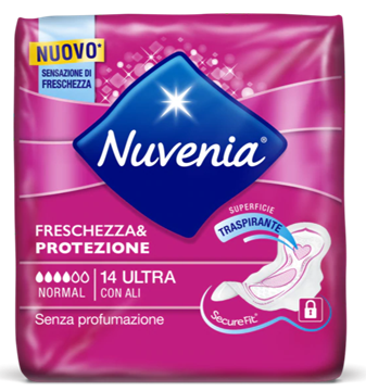 Picture of NUVENIA ASSORBENTI ULTRA ALI NORMAL X 14