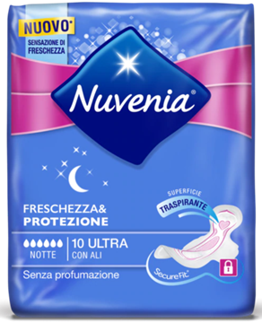 Picture of NUVENIA-183-ASS.NOTTE ULTRA ALI X 10