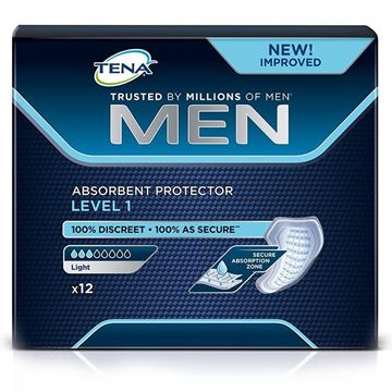 Picture of TENA FOR MEN X 12 LEVEL 1 LIGHT