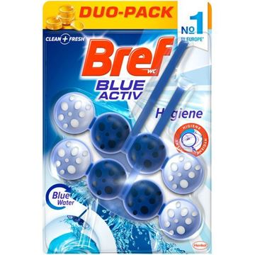 Picture of BREF POWER WC ACTIV BLU X 2 DISINCROSTANTE