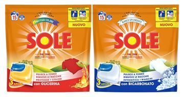 Picture of SOLE PODS LAUNDRY COLOR PROTECT X 15