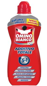 Picture of OMINO BIANCO ADDITIVO TOTALE GEL 5 IN 1 ML 900