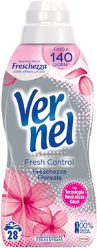 Picture of VERNEL FABRIC SOFTENER SUPREME PINK 700 ML