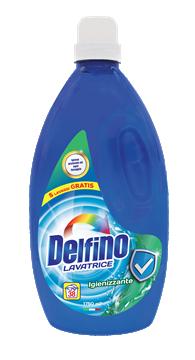 Picture of DELFINO LAVATRICE 38 MISUR.LT.1,75 IGIENIZZANTE