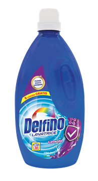 Picture of DELFINO LAVATRICE 38 MISUR.LT.1,75 LAVANDA